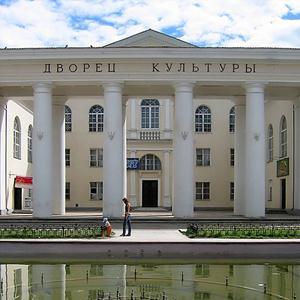 Дворцы и дома культуры Всеволожска